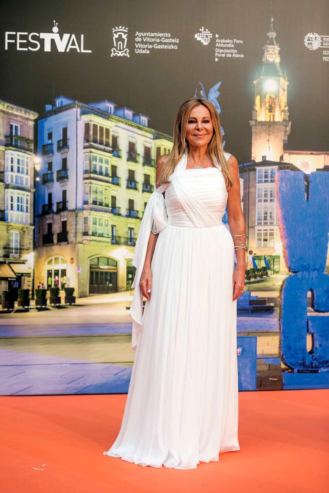Ana Obregón © FesTVal Vitoria 2021