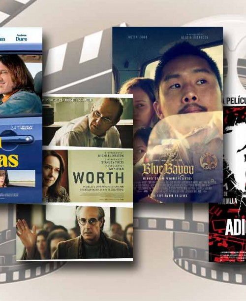 Estrenos de Cine de la Semana… 10 de Septiembre 2021