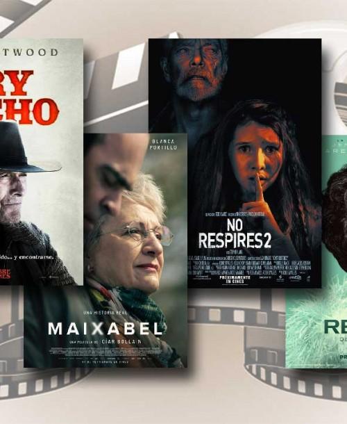 Estrenos de Cine de la Semana… 24 de Septiembre 2021