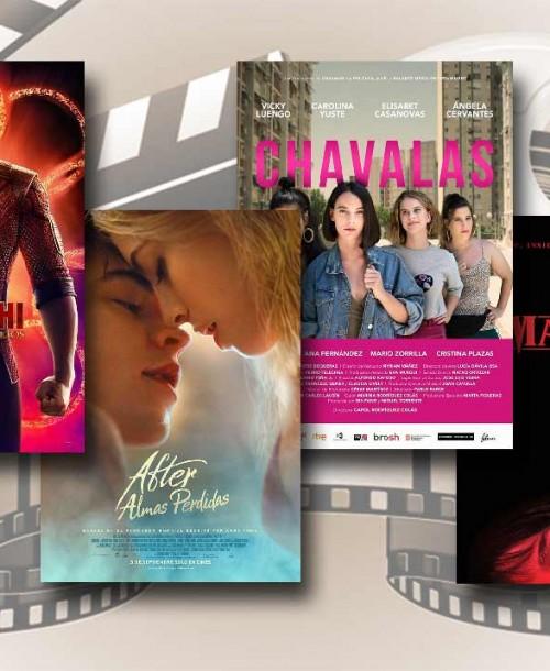 Estrenos de Cine de la Semana… 3 de Septiembre 2021