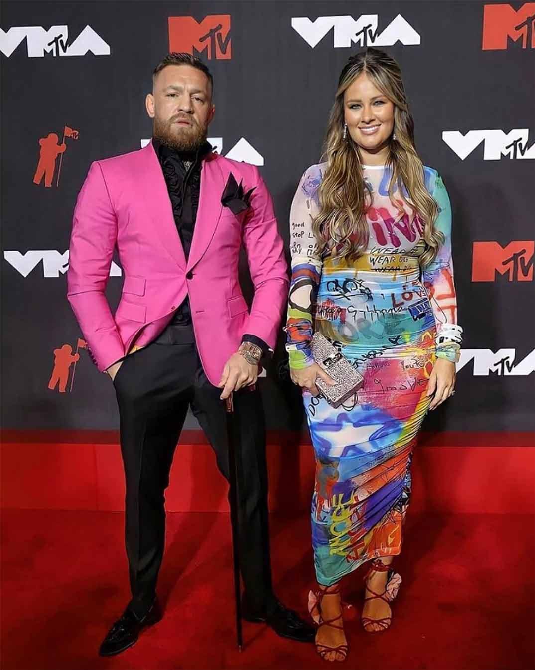 Conor McGregor - MTV VMAs 2021 © Instagram