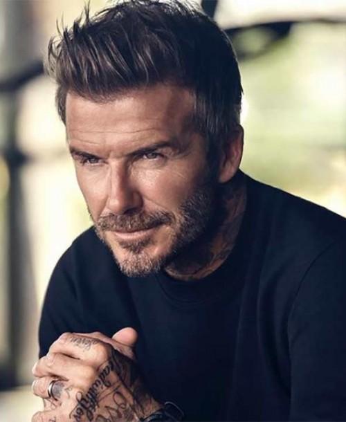 La imagen del trasero de David Beckham con más de un millón de 'likes'
