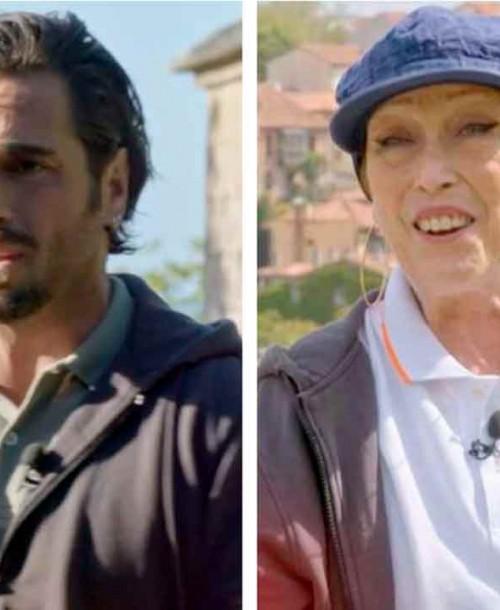 El rifirrafe protagonizado por David Bustamante y Verónica Forqué en 'Masterchef Celebrity'