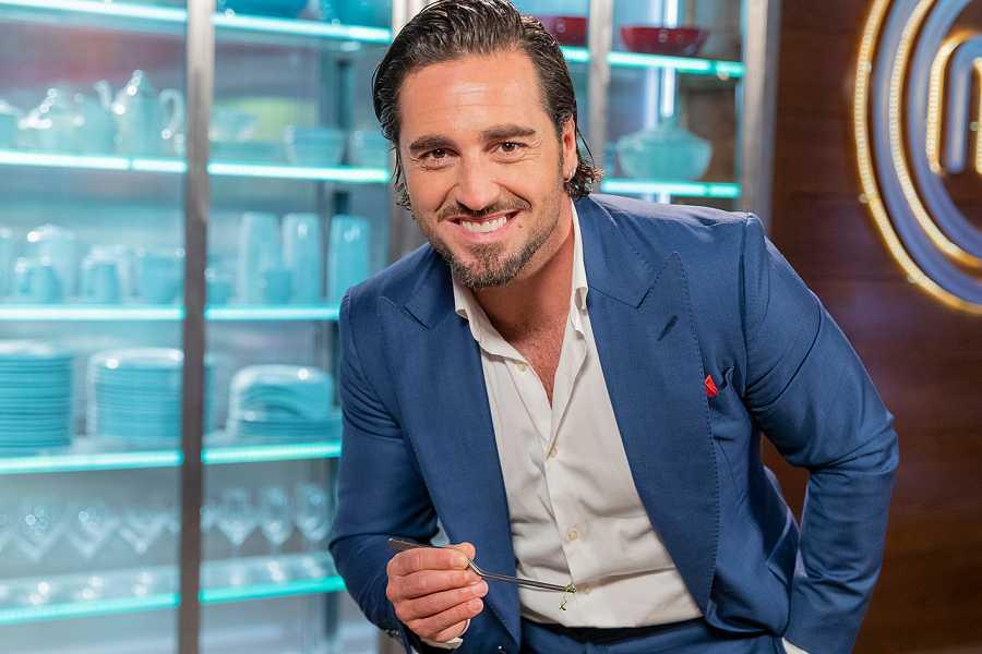 David Bustamante - MasterChef Celebrity 6 © RTVE