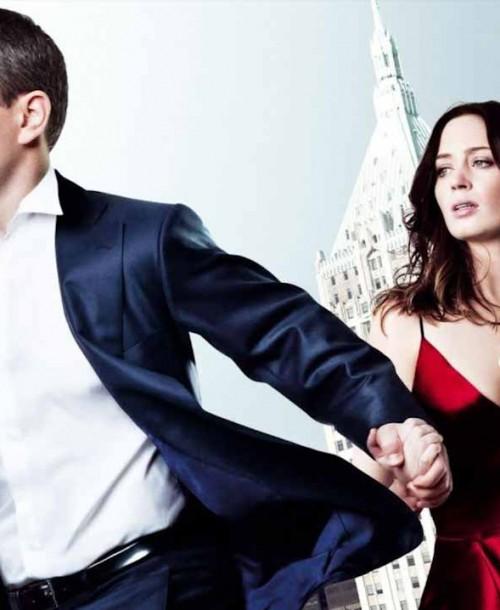 """Destino oculto"" con Matt Damon y Emily Blunt – Esta noche en La 1"