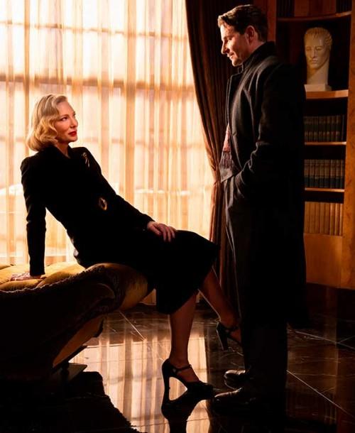 'El Callejón De Las Almas Perdidas', con Bradley Cooper y Cate Blanchett