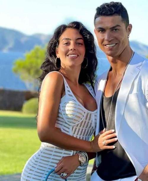 Georgina Rodríguez habla de su boda con Cristiano Ronaldo