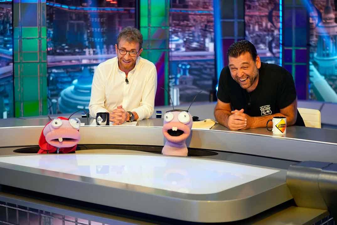 Hovik Keuchkerian - El Hormiguero © Antena 3