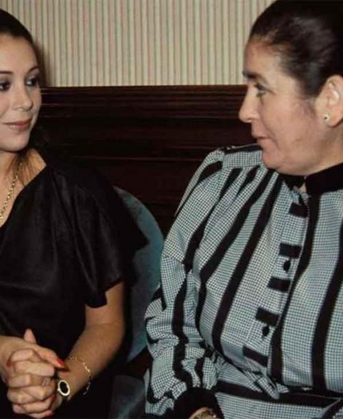 Fallece doña Ana, la madre de Isabel Pantoja