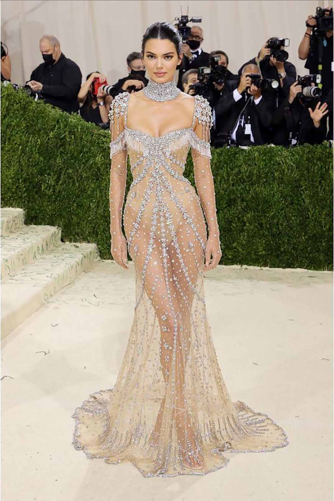 Kendall Jenner - Gala Met 2021