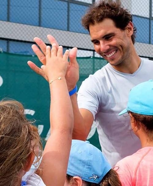 'Rafa Nadal Academy' ya tiene fecha de estreno