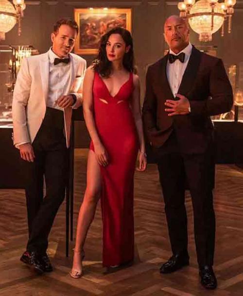 """""""Red Notice"""" con Ryan Reynolds, Dwayne """"The Rock"""" Johnson y Gal Gadot – Trailer y Fecha de estreno en Netflix"""