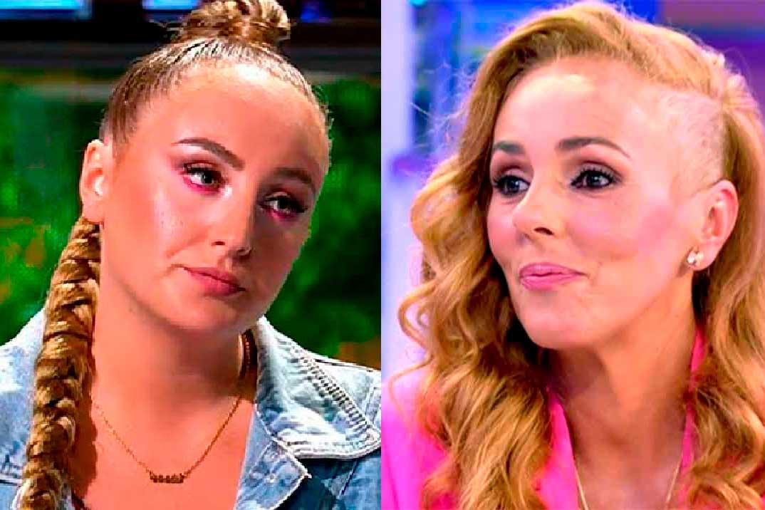 Rocío Carrasco y Rocío Flores © Telecinco