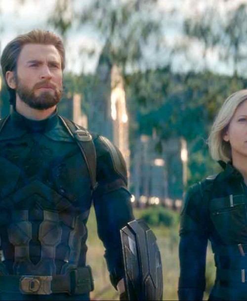 Scarlett Johansson y Chris Evans, juntos de nuevo en 'Ghosted'
