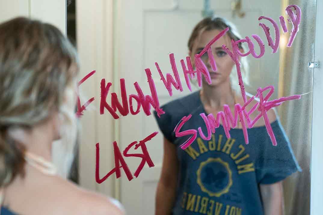 'Sé lo que hicisteis el último verano' – Estreno en Amazon Prime