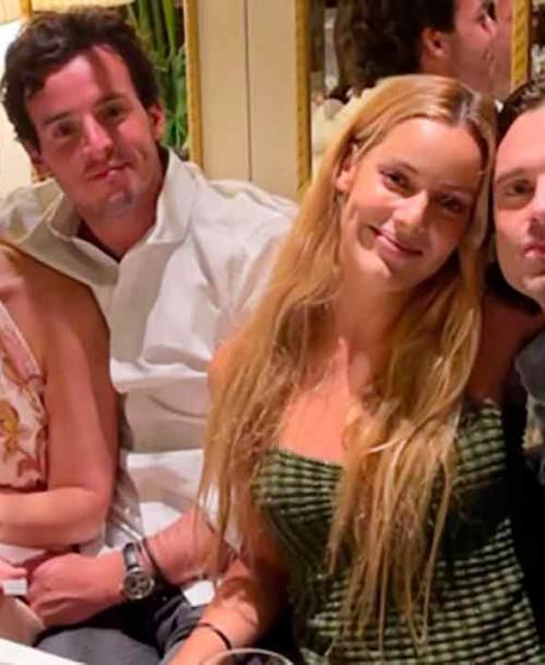 Tamara Falcó e Iñigo Onieva y su cena de cuñados con Alejandra Onieva y Sebastian Stan