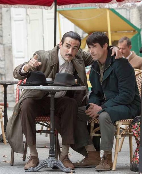 'Un hombre de acción', protagonizada por Juan José Ballesta