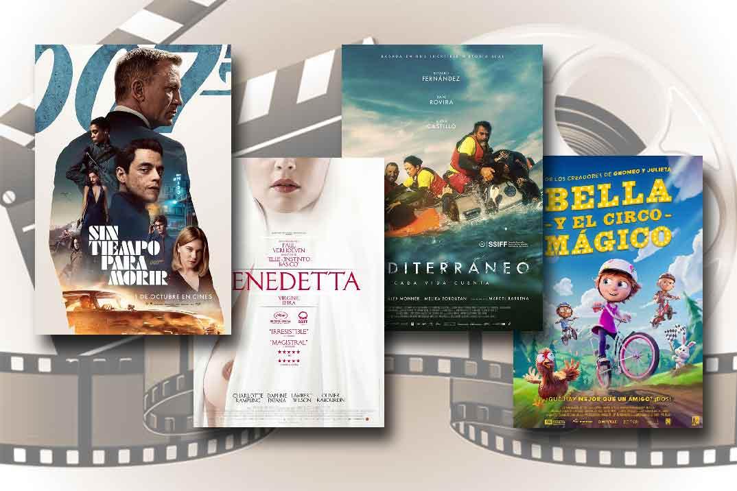 Estrenos de Cine de la Semana… 1 de Octubre 2021