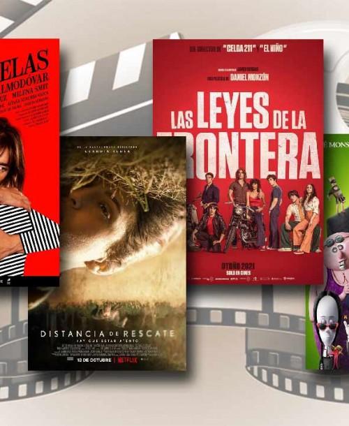 Estrenos de Cine de la Semana… 8 de Octubre 2021