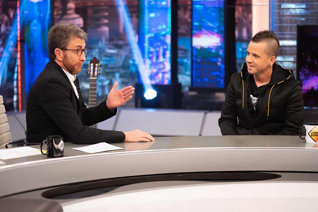 David Muñoz - El Hormiguero © Antena 3
