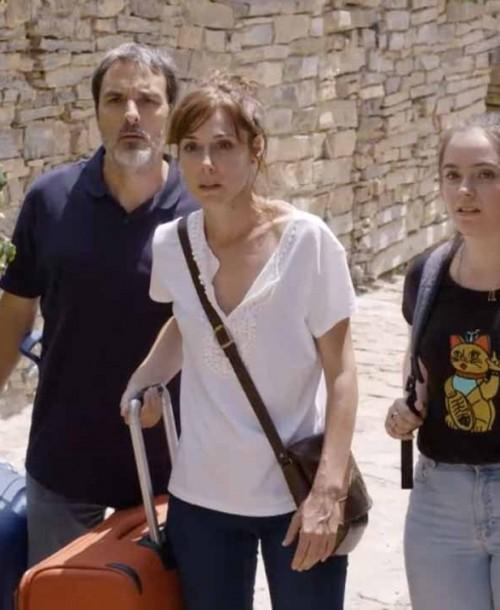 """""""El pueblo"""" Temporada 2 Capítulo 5: Laura abandona Peñafría… ¡en compañía de su ex!"""