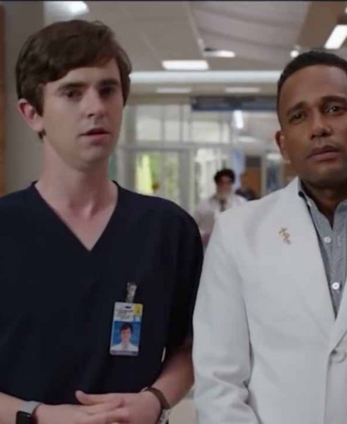 """The Good Doctor"" Temporada 5 – Capítulo 4: Rationality"