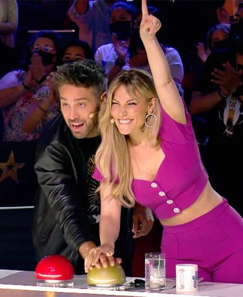 'Got Talent España': El jurado más rebelde del programa