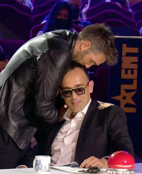 'Got Talent España': Risto se reencuentra con una concursante de 'Operación Triunfo'
