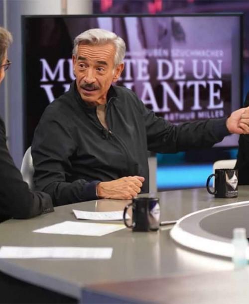 """Imanol Arias: """"Estoy tranquilo porque tengo liquidadas mis deudas con Hacienda"""""""