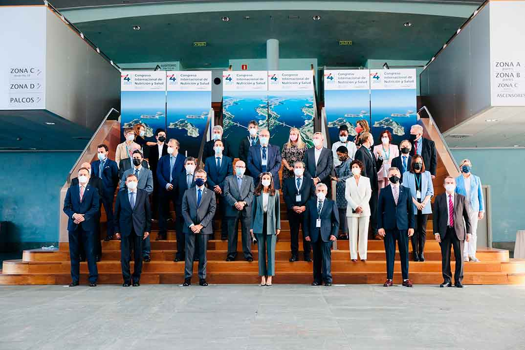 Reina Letizia - IX Congreso FAO-Conxemar © Casa S.M. El Rey