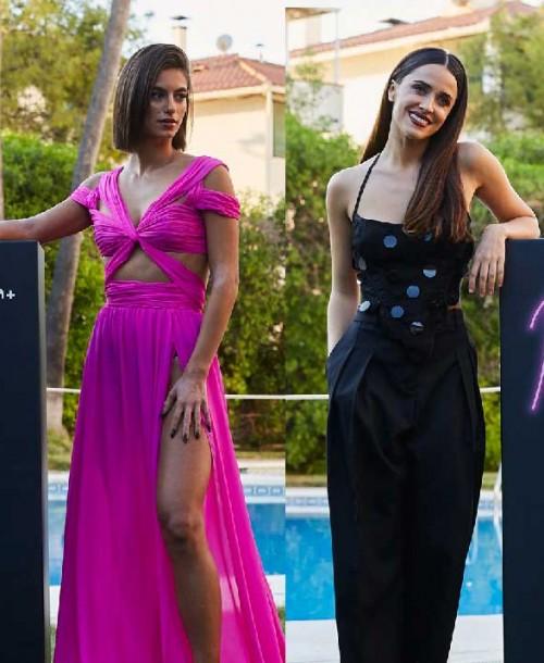Begoña Vargas y Macarena García: Duelo de estilo en Sitges