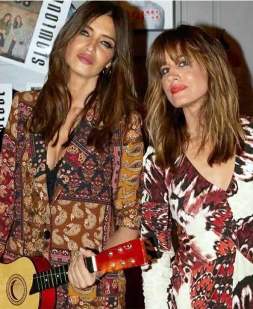 Sara Carbonero e Isabel Jiménez se suben al escenario