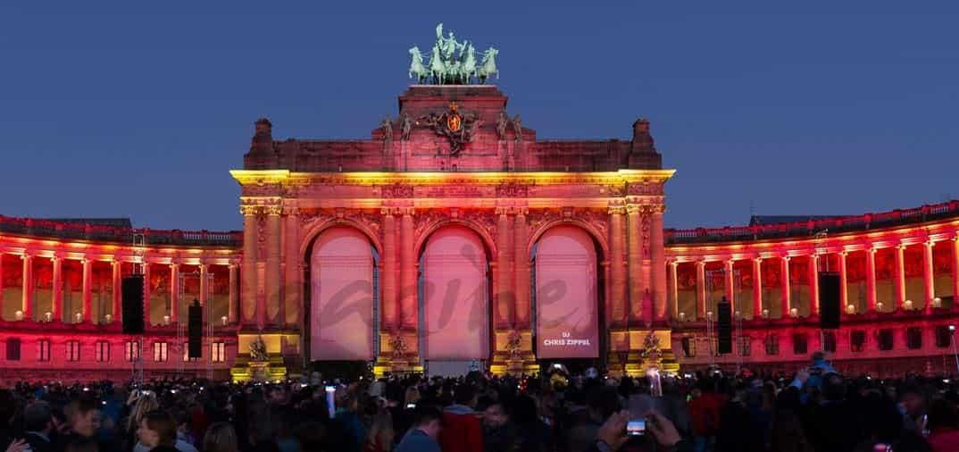 25º Aniversario de la reunificación de Alemania