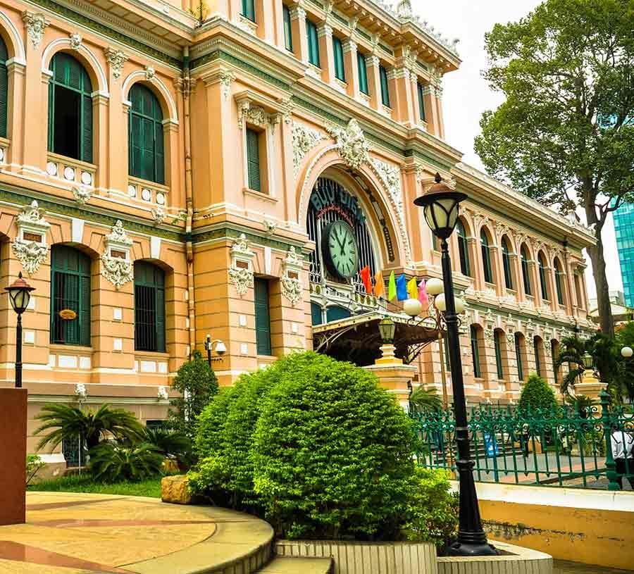 Vietnam Oficina de Correos