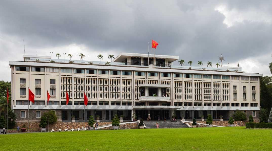 Palacio de la reunificación - Vietnam