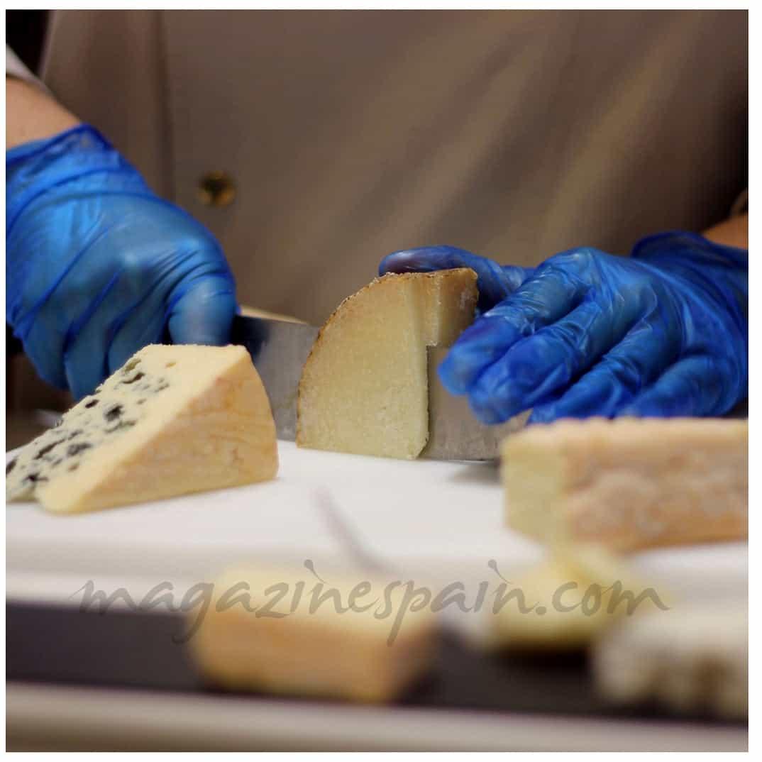 Corte quesos