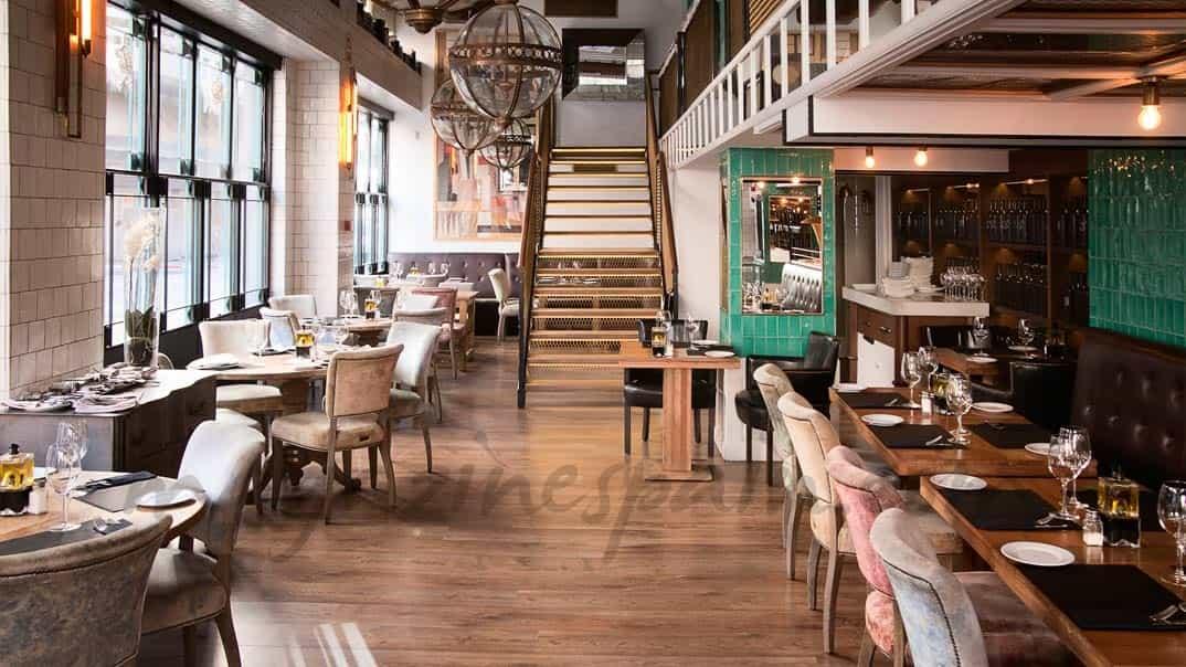 Casa mono de la ciudad que nunca duerme a madrid - Casa arabe madrid restaurante ...
