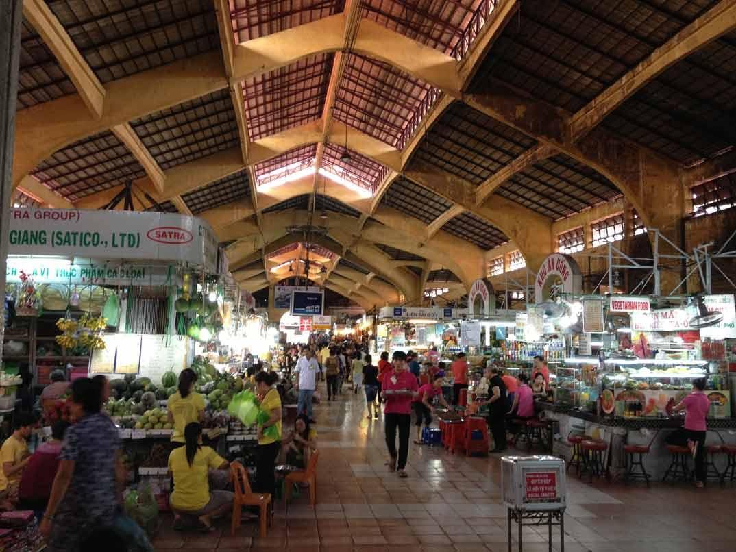 Mercado Ben Thanh Vietnam