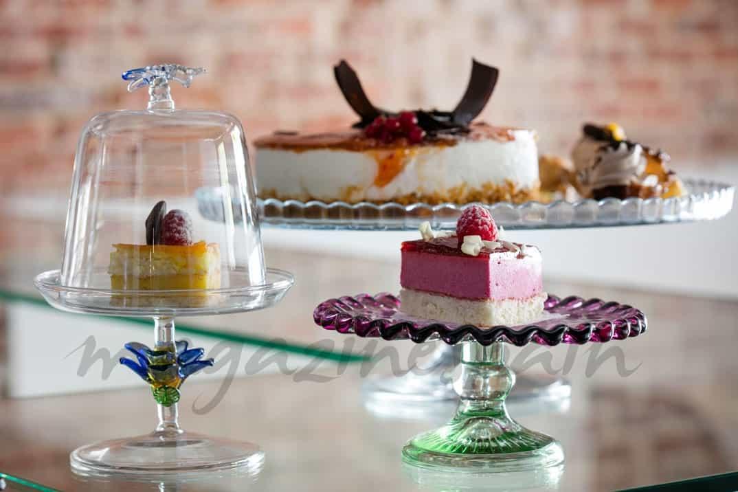 Selección de tartas