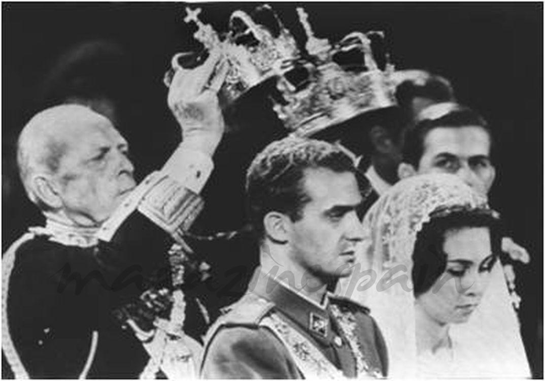 Boda de SS. MM. Los Reyes en Atenas - 14.05.1962 - © Casa S.M. El Rey