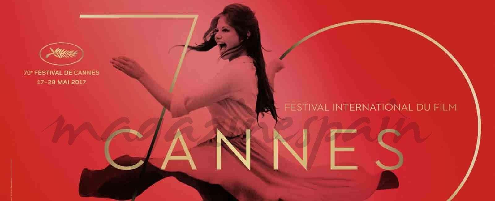 70º Festival de Cine de Cannes… Comienza el espectáculo