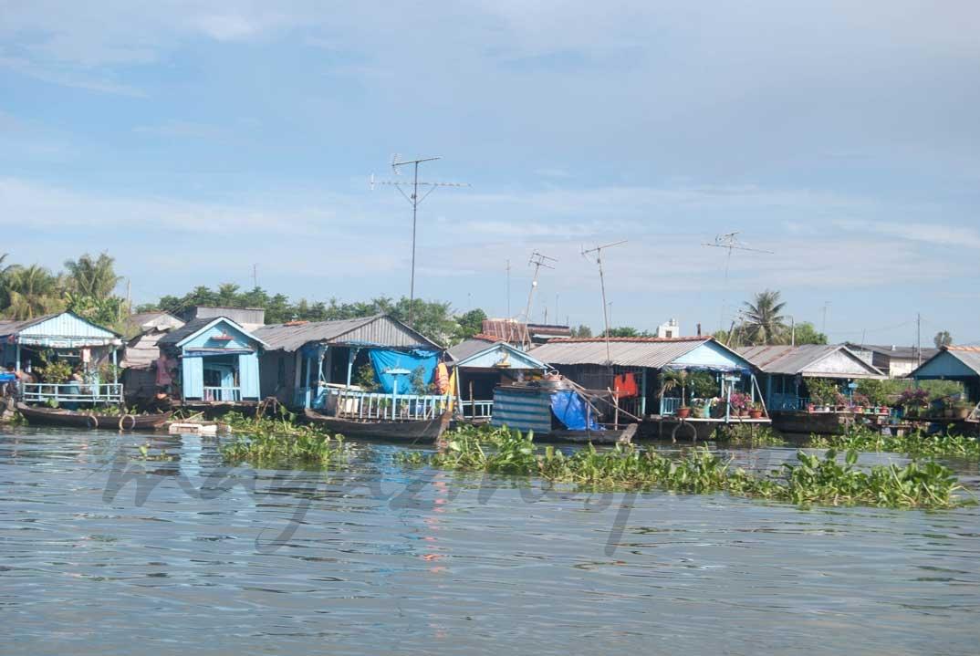 Delta Mekong - Vietnam