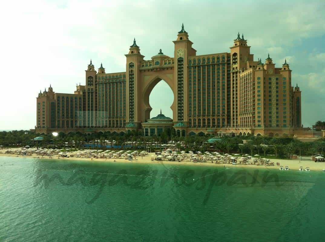 Dubai, un destino de lujo en medio del desierto: 1ª Parte