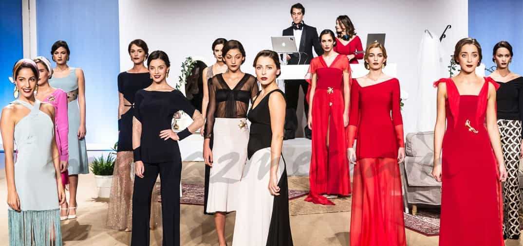 Lourdes y Sibi Montes abren las puertas de «Sevilla de Boda»
