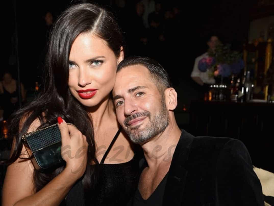 """Adriana Lima con """"Decadence"""", el nuevo perfume de Marc Jacobs"""