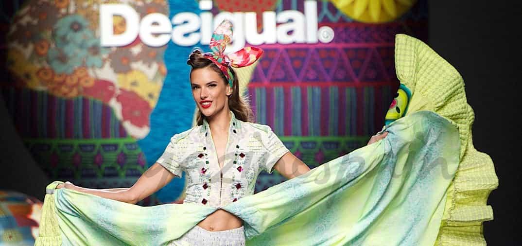 Mercedes Benz Fashion Week: Desigual