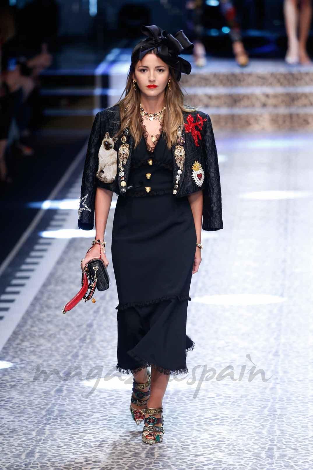 Alexandra Pereira - Dolce & Gabbana