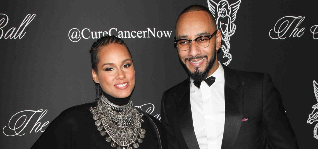 Alicia Keys y Swizz Beatz padres de su segundo hijo en común