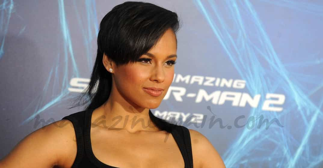 Alicia Keys pone música a la nueva película de Spiderman