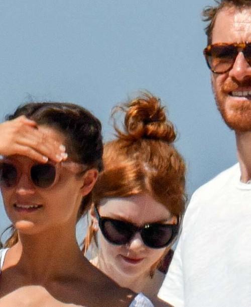 """Alicia Vikander y Michael Fassbender, una pareja de cine con cuerpo """"diez"""""""